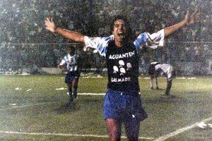 El fútbol de Argentina – Colombia