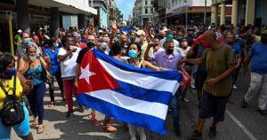 RECLAMO POR LA LIBERTAD DE LOS PRESOS EN CUBA