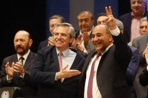 Desde Actrices Argentinas expresamos nuestro repudio al nombramiento de Juan Manzur como Jefe de Ministros de la Nación,