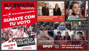La izquierda en la campaña electoral. Sobre fines y medios